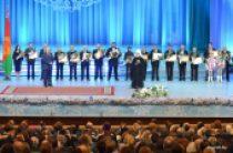 Патриарший экзарх всея Беларуси принял участие в церемонии вручения премии Президента Республики Беларусь «За духовное возрождение»