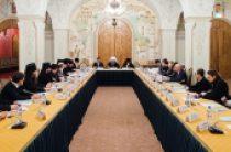 Состоялось первое заседание Оргкомитета XXV Международных Рождественских образовательных чтений