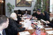 Состоялось первое в 2016 году заседание комиссии Межсоборного присутствия по вопросам церковного права