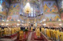 В Астане прошли торжества, посвященные апостолу Андрею Первозванному и 25-летию канонизации праведного Иоанна Кронштадтского