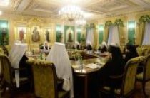 Расширен состав Высшего Церковного Совета и утверждены документы, одобренные им во второй половине 2015 года