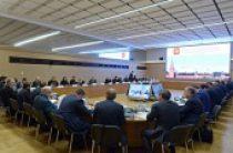 Состоялось первое совместное заседание организационного комитета и рабочей группы по подготовке празднования 1000-летия присутствия русских монахов на Святой Горе Афон