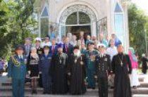 Ковчег с мощами небесных покровителей Российского воинства передан командованию Тихоокеанского флота