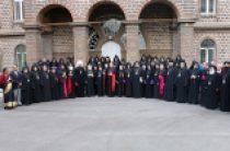 Делегация Русской Православной Церкви приняла участие в мероприятиях в Армении