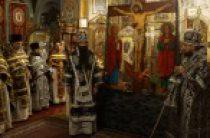 В 30-ю годовщину Чернобыльской катастрофы епископы Украинской Православной Церкви совершили ночные богослужения