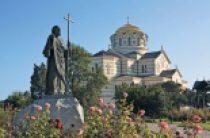 На телеканале «Культура» состоится премьерный показ фильма «Православие на Крымской земле»