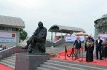 Председатель ОВЦС принял участие в открытии памятника композитору Дмитрию Шостаковичу