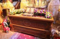Состоялись памятные мероприятия, посвященные 50-летию блаженной кончины святителя Иоанна Шанхайского