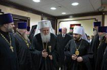 Святейший Патриарх Болгарский Неофит прибыл в Москву