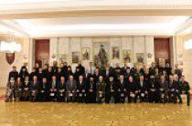 В Военной академии Генерального штаба прошли торжественные мероприятия, посвященные 20-летию освящения храма Архистратига Божия Михаила