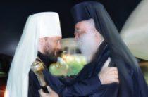 В продолжение паломнического визита в Русскую Православную Церковь Патриарх Александрийский Феодор прибыл в Москву