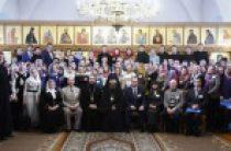 В Минской духовной семинарии прошел XIV семинар студентов высших учебных заведений Беларуси