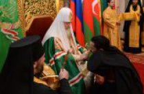 Предстоятель Русской Церкви возглавил наречение