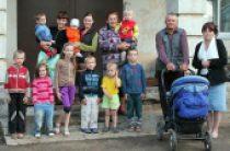 Церковь открыла новый приют для украинских беженцев