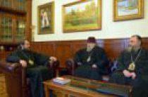 Председатель ОВЦС встретился с иерархами Грузинской Православной Церкви
