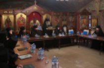 В Москве состоялось очередное совещание наместников и игумений ставропигиальных монастырей
