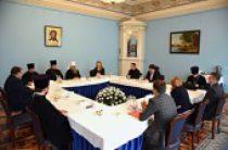 Митрополит Санкт-Петербургский Варсонофий встретился с руководителями ведущих СМИ Санкт-Петербурга и Северо-Запада
