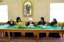 На совещании в Казани обсудили вопросы восстановления исторического собора Казанской иконы Божией Матери
