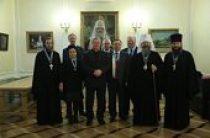 В Екатеринбурге открылось Уральское отделение Императорского православного палестинского общества