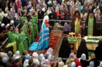 В Успенской Почаевской лавре молитвенно почтили память преподобного Амфилохия Почаевского