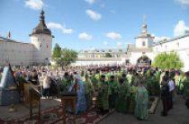 В Ярославской митрополии прошли торжества по случаю празднования 1000-летия преставления равноапостольного князя Владимира