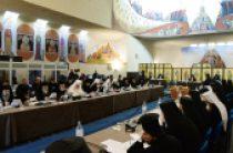 Началось Собрание Предстоятелей Поместных Православных Церквей