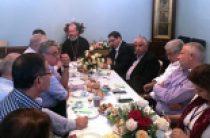 Заместитель председателя ОВЦС встретился с иорданской православной делегацией