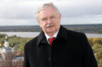 Святейший Патриарх Кирилл поздравил председателя Российского детского фонда писателя А.А. Лиханова с 80-летием со дня рождения