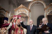 Смольный собор Воскресения Христова в Санкт-Петербурге передан Русской Православной Церкви