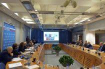 Митрополит Волоколамский Иларион принял участие в заседании совета Российского гуманитарного научного фонда