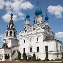 Храмы золотого кольца России