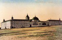 Мужской Свято-духов монастырь Волгоград