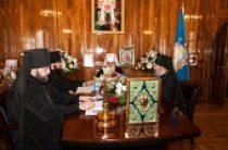 Состоялось очередное заседание Синода Среднеазиатского митрополичьего округа