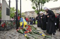 Предстоятель Украинской Православной Церкви почтил память ликвидаторов последствий Чернобыльской аварии