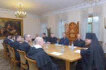 Общецерковная аспирантура проводит занятия Летнего института для представителей Римско-Католической Церкви
