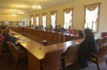 Заседание Межконфессионального комитета по проблемам ВИЧ/СПИДа прошло в Отделе внешних церковных связей