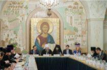 Состоялось заключительное заседание Оргкомитета Международных Рождественских образовательных чтений
