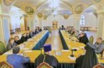 Состоялось первое заседание Экспертного совета по церковному искусству, архитектуре и реставрации