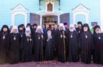 В Уральской епархии состоялось торжества, посвященные 1000-летию преставления святого князя Владимира