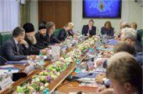 В Совете Федерации обсудили вопросы подготовки к предстоящим Рождественским Парламентским встречам
