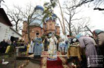 Митрополит Киевский Онуфрий возглавил престольные торжества в Благовещенском храме украинской столицы