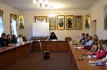 В ОВЦС прошла пресс-конференция по итогам крупного межхристианского проекта помощи беженцам с Украины