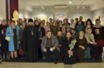 В Сергиевом-Посаде открылась выставка, посвященная 25-летию возрождения Иконописной школы при Московской духовной академии
