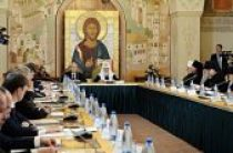 Предстоятель Русской Церкви возглавил пятое заседание Попечительского совета Фонда поддержки строительства храмов г. Москвы