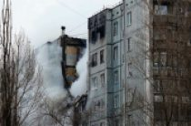 В Волгоградской епархии оказывают помощь пострадавшим от обрушения жилого дома