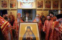На территории клинического филиала Московского научно-практического центра наркологии освятили храм