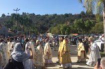 Управляющий Патриаршими приходами в США принял участие в торжествах по случаю канонизации святителя Севастиана и преподобного Мардария