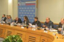 Председатель Отдела внешних церковных связей принял участие в заседании совета Российского гуманитарного научного фонда