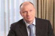 Святейший Патриарх Кирилл поздравил президента управляющей компании «Интеррос» В.О. Потанина с 55-летием со дня рождения