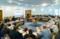 Патриарший экзарх всея Беларуси возглавил встречу руководителей епархиальных отделов Белорусской Православной Церкви по благотворительности
